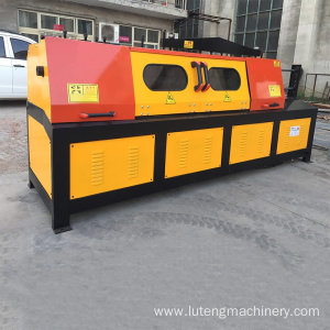 6-12MM hydraulic straightening and cutting machine