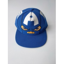 Movie Characters Children Hip Hop Cap