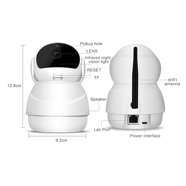 wireless home ipcameras