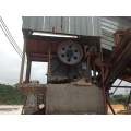 Small Construction Materials Jaw Crusher