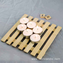 High Quality White Tealight Candles in Bulk