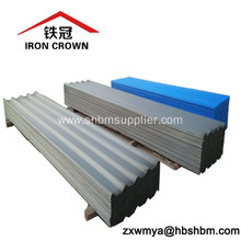 Iron Crow Film-Coated Fireproof MgO Roofing Sheets