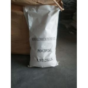 White powder  Monoaluminum phosphate refractory materials bricks