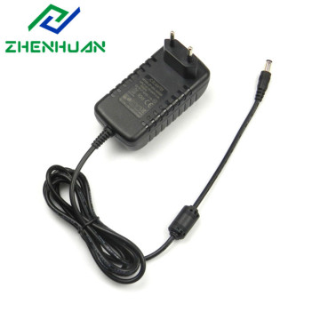 Adapter wtyczki UE USA AC100-240V do DC12V 2A