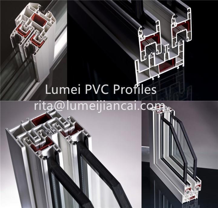 88mm PVC window corner