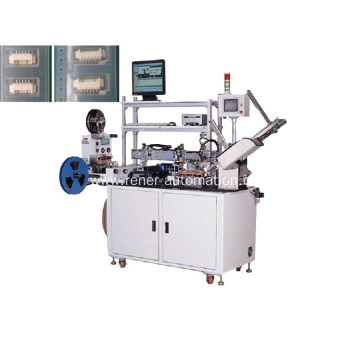 CCD visual inspection machine for connector