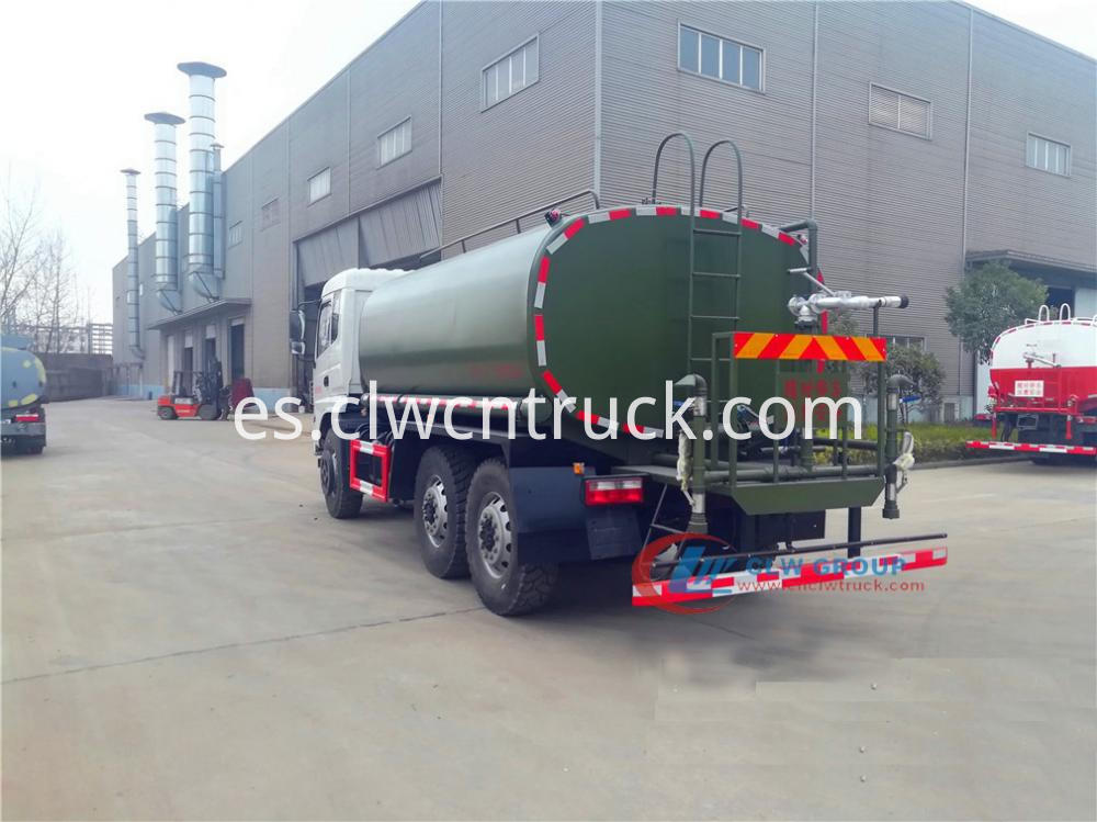 All Wheel Drive Water Truck 4