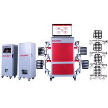 China for Heavy Duty 3D Wheel Alignment Truck Testing Machine Wheel Aligner export to Greece Factories