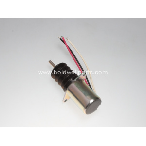 Super Purchasing for John Deere Electrical Accessories Parts Fuel Shut Off Solenoid AM124377 export to Cape Verde Manufacturer