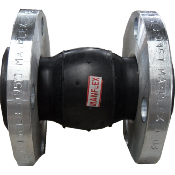 Factory Price for Rubber Expansion Joint Connector Single Sphere EPDM expansion rubber joint supply to India Factory