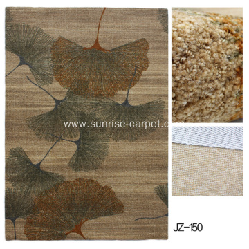 Antiflaming Washable Nylon Printing Carpet Rug