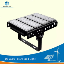 China Exporter for China Led Street Light,Led Solar Street Light,Led Road Street Light Supplier DELIGHT DE-AL09 50W Outdoor LED Flood Light supply to Czech Republic Exporter