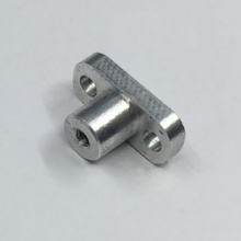Precision Milling Aluminium Movable Nut for Flashlight