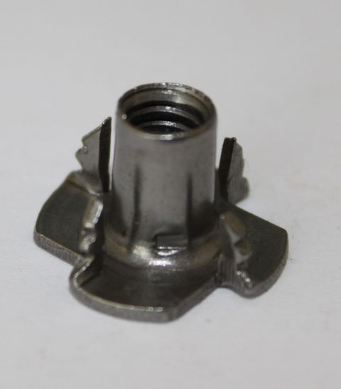 Stainless steel hopper feed T Nuts