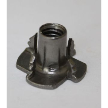 Steel Galvanized Locking T Nuts