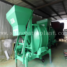 Portable Drum Concrete Mixer Plant