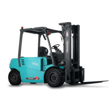 6.0 Ton Electric Forklift With Cascade Attachment