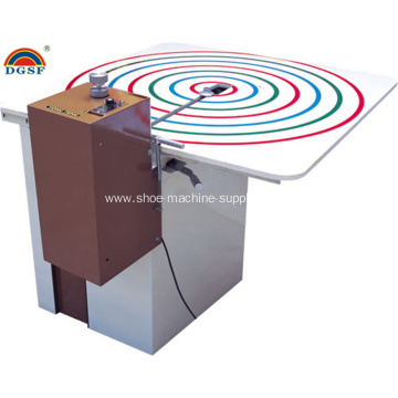 China for Leather Belt Making Machine,Leather Belt Cutting Machine,Leather Sewing Machine Manufacturers and Suppliers in China Leather Circular Slitting Machine YF-32 export to Poland Supplier