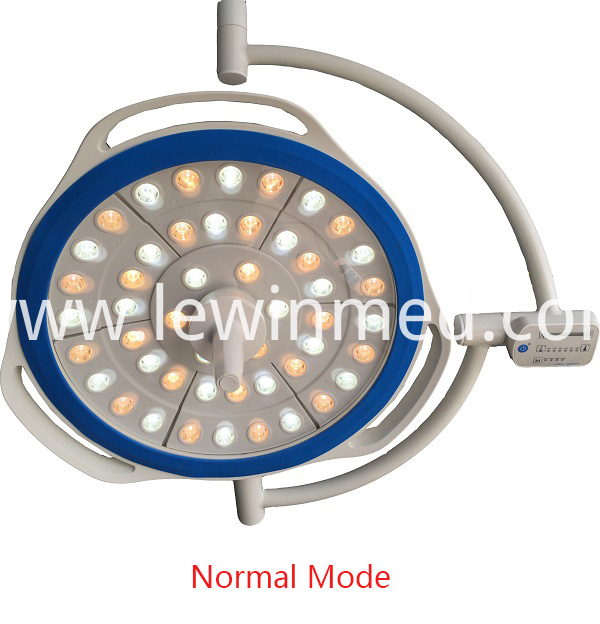 led ceiling operating lamp