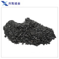High quality silicon carbide for steel purification