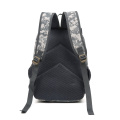 Outdoor camouflage shoulder Oxford spinning backpack
