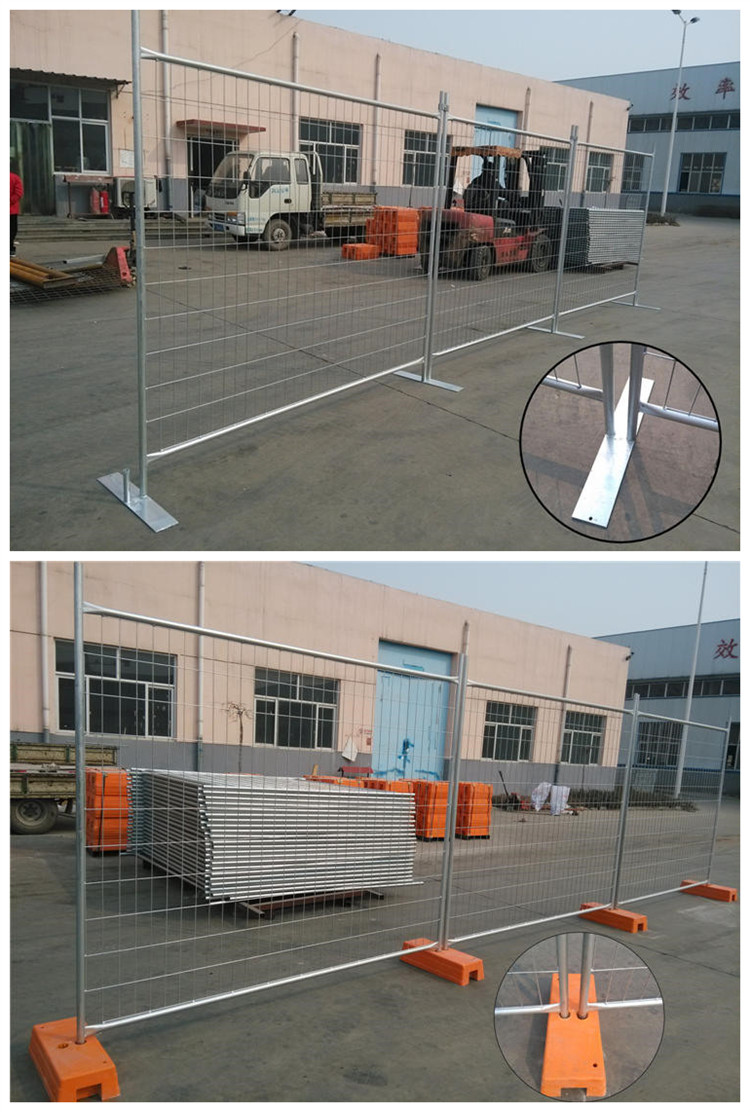 Factory Sale Temporary Fence Hot