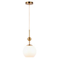 Creative Top Design Glass Ball Lampshade Pendant Light
