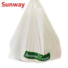 Custom Biodegradable Shopping Bags