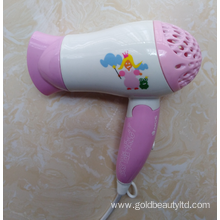 Distinctive Design Cartoon Picture 1200W Hairdryer