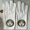 Usher Gloves Cotton White Top Quality Gloves