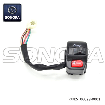 BAOTIAN SPARE PART BT49QT-9F Handle switch R (P/N: ST06029-0001) Top Quality