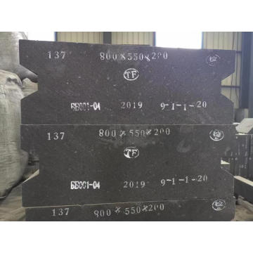 carbon graphite anode cathode block