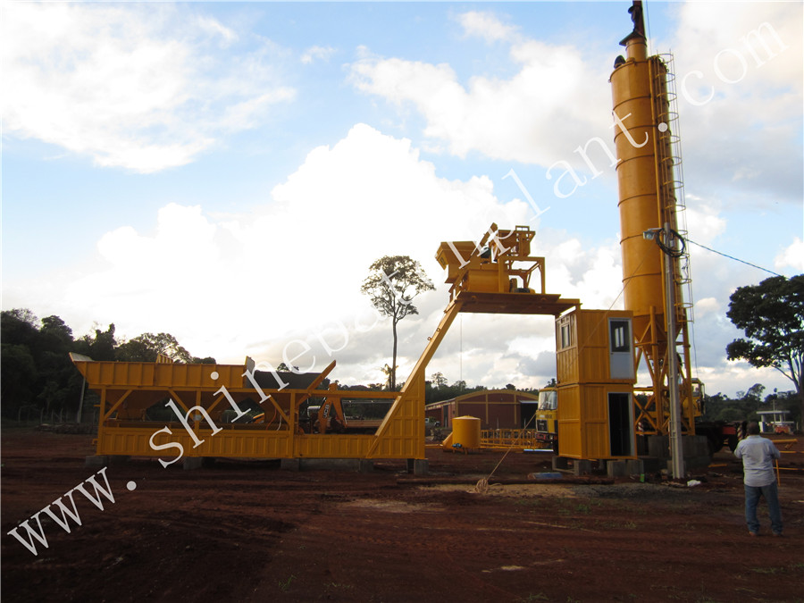 25 Winter Concrete Batching Plant Without Mixer 01