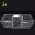 Efficient Live Bird Trap Cage Design