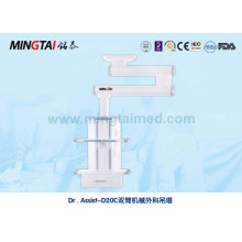 Double arm mechanical surgery medical pendant