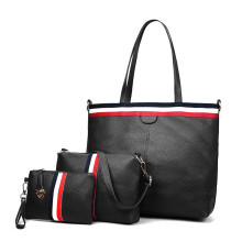 Hot Selling Large Leather Ladies Hand bag