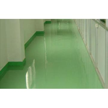 Hospital epoxy self-leveling thin coating floor paint