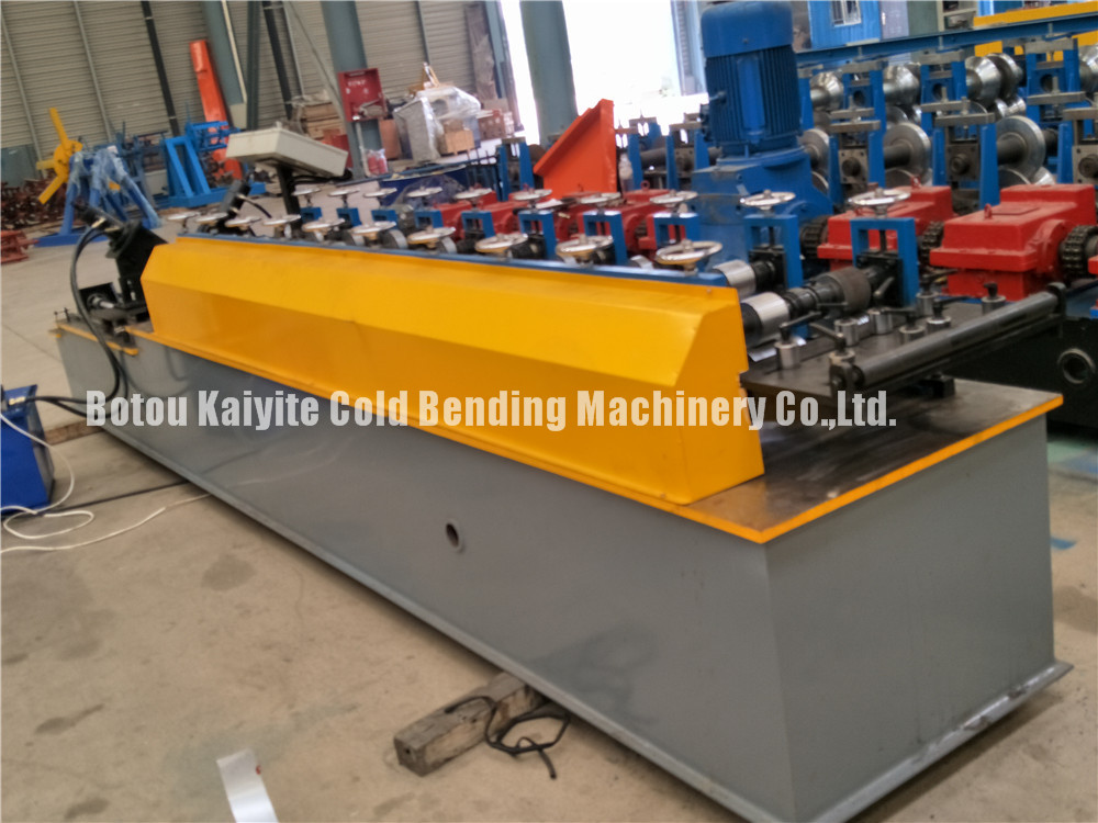 C Channel Roll Forming Supplier