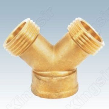 Brass Three-way Pipe Fittings