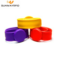 13.56MHz Waterproof Silicone NFC Rfid Wristband