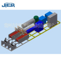 Machine for non-woven production line of respirator