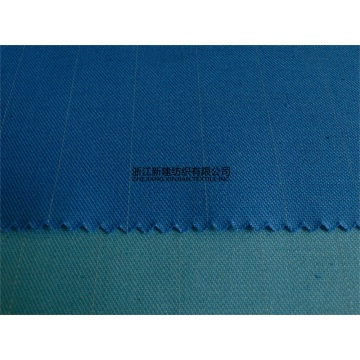 100% Cotton Anti-static Yarn Dyed Uniform Fabric