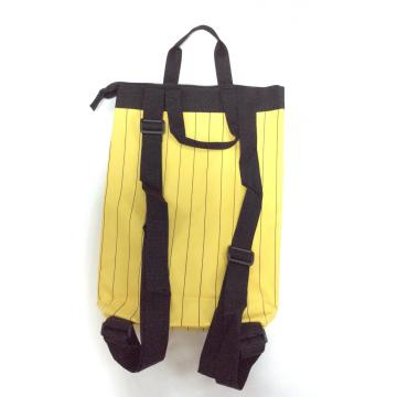 Practical vertical casual backpack