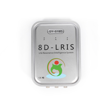 8D LRIS NLS Health Analyzer