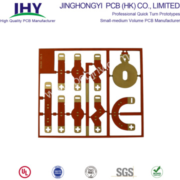 2 Layer Rigid PCB Irregular Type