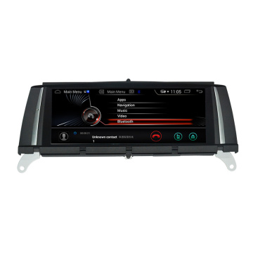 professional factory provide for High End Navigation Systems Wholesale Bmw X3 X4 DVD Player export to Panama Supplier