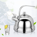 ECO Friendly Stainless Steel Whistling Tea Kettle