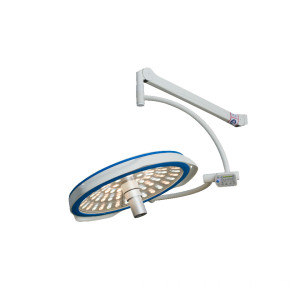 Double lamp head operation lamp