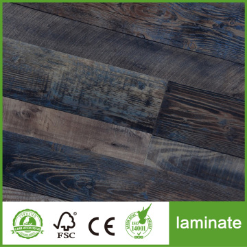 Oak Laminate Parquet Wood Flooring 12mm