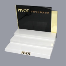 Salon Acrylic Perfume Display stand